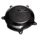 protezione carter frizione in carbonio  colore carbonio - Beta RR 250 2018-2021 - Beta RR 300 2018-2021 - Beta Xtrainer 250 2018-2021 - Beta Xtrainer 300 2018-2021