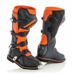stivali  X-Pro V. colore arancio/nero