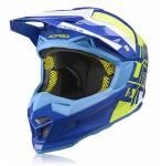 casco  Profile 4 colore blu/giallo misura XXL