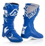 stivali  X-team colore blu/bianco