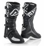 stivali  X-team colore nero/bianco