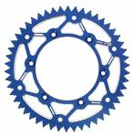 corona ergal colorata  colore blu