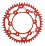 corona ergal colorata  colore rosso