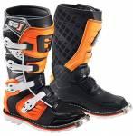 stivali bimbo  SG J colore arancio misura 38