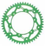 corona ergal colorata  colore verde