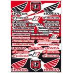 fogli adesivi fustellati  - Honda Tutti i modelli