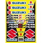 fogli adesivi fustellati  - Suzuki Tutti i modelli