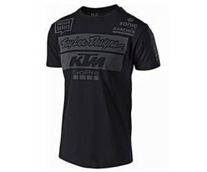 t-shirt  Ktm Team Tee colore nero