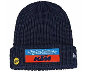 berretto  Ktm Team Beanie Navy colore blu