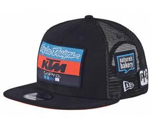 cappellino bimbo  Ktm Team Snapback Navy colore blu