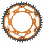 corona X-race  colore arancio
