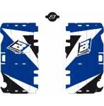adesivi copriradiatori  - Yamaha Yzf 250 2006-2009 - Yamaha Yzf 450 2006-2009