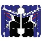 adesivi copriradiatori  - Yamaha Yz 125 2002-2021 - Yamaha Yz 250 2002-2021