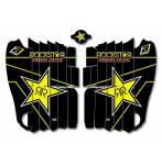 adesivi copriradiatori Rockstar  - Yamaha Wrf 450 2019-2020 - Yamaha Yzf 450 2018-2020