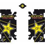 adesivi copriradiatori Rockstar  - Suzuki Rm 125 2001-2012 - Suzuki Rm 250 2001-2012