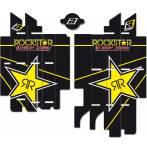 adesivi copriradiatori Rockstar  - Suzuki Rmz 450 2019-2020