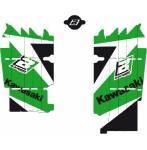 adesivi copriradiatori  - Kawasaki Kxf 250 2017-2020