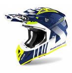 casco  Aviator Ace Nemesi blue gloss 2020