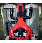 rinforzi radiatore  colore alluminio - Beta RR 250 2014-2016 - Beta RR 300 2014-2016