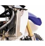 rinforzi radiatore  colore alluminio - Yamaha Yzf 250 2019-2021 - Yamaha Yzf 450 2018-2021