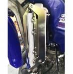 rinforzi radiatore  colore alluminio - Yamaha Yz 125 2002-2021
