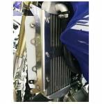 rinforzi radiatore  colore alluminio - Yamaha Yz 250 2005-2021
