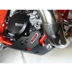 sottomotore in plastica  colore nero - Beta RR 250 2013-2019 - Beta RR 300 2013-2019