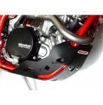 sottomotore in plastica  colore nero - Beta RR 350 2011-2019 - Beta RR 390 2015-2019 - Beta RR 400 2010-2014 - Beta RR 430 2015-2019 - Beta RR 450 2010-2014 - Beta RR 480 2015-2019 - Beta RR 498 2012-2014