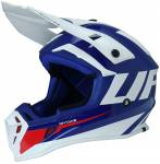casco  Quiver colore blu