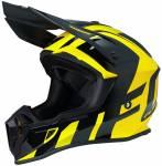casco  Quiver Shedir colore giallo