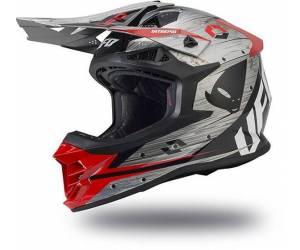 casco  Intrepid 2020 colore rosso