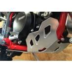 sottomotore in alluminio  - Beta RR 250 2020-2021 - Beta RR 300 2020-2021