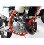 protezione collettore  - Ktm Exc f 450 2020 - Ktm Exc f 500 2020
