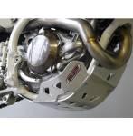 sottomotore in alluminio  colore alluminio - Husqvarna Fe 501 2017-2019