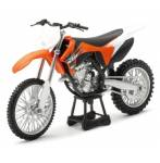 modellini moto 18 cm  Ktm Sxf 450 scala 1:12