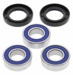 kit cuscinetti ruota post.  - Yamaha Wrf 400 1998 - Yamaha Yz 125 1986-1998 - Yamaha Yz 250 1988-1998 - Yamaha Yzf 400 1998