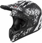 casco  Switch Backbone colore nero opaco
