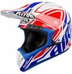 casco  Switch Impact colore blu