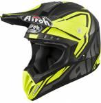 casco  Switch Impact colore giallo opaco misura S