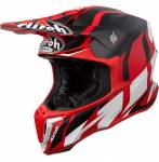 casco  Twist Great colore rosso misura L