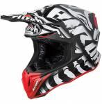 casco  Twist Legend colore nero opaco