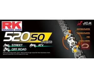 catena trasmissione  Rk So o-ring passo 520