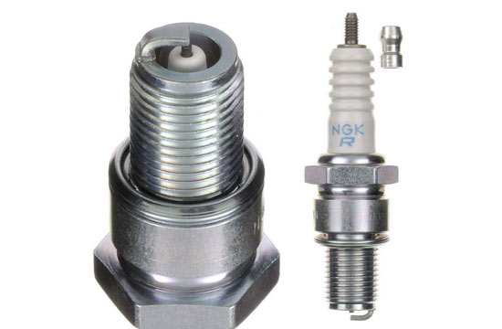 NGK Spark Plug For Gas Gas Enduro EC 250 1998-2000 Each
